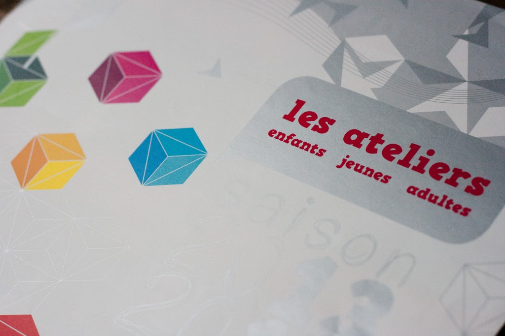Brochure ECLA 2013 détail de la couverture