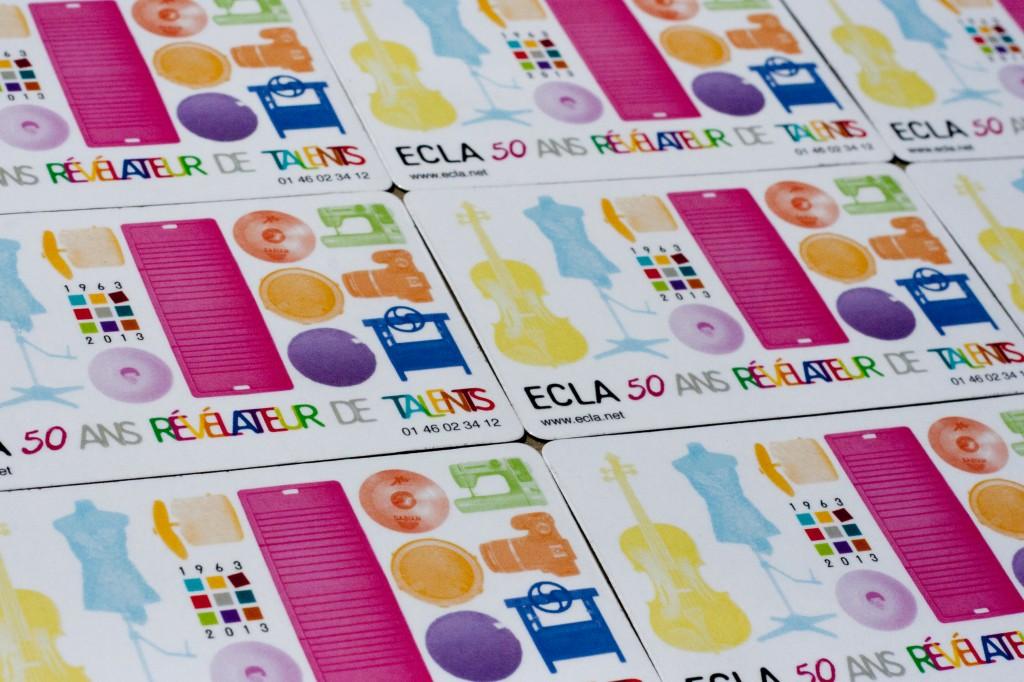 Magnets ECLA 50 ans