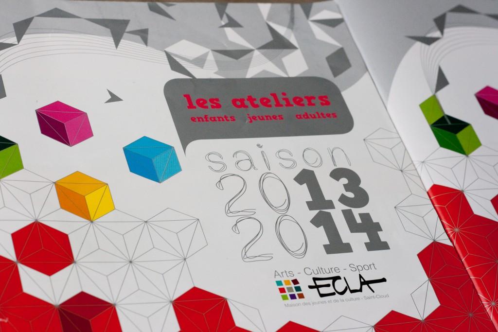 Couverture brochure ECLA 2013