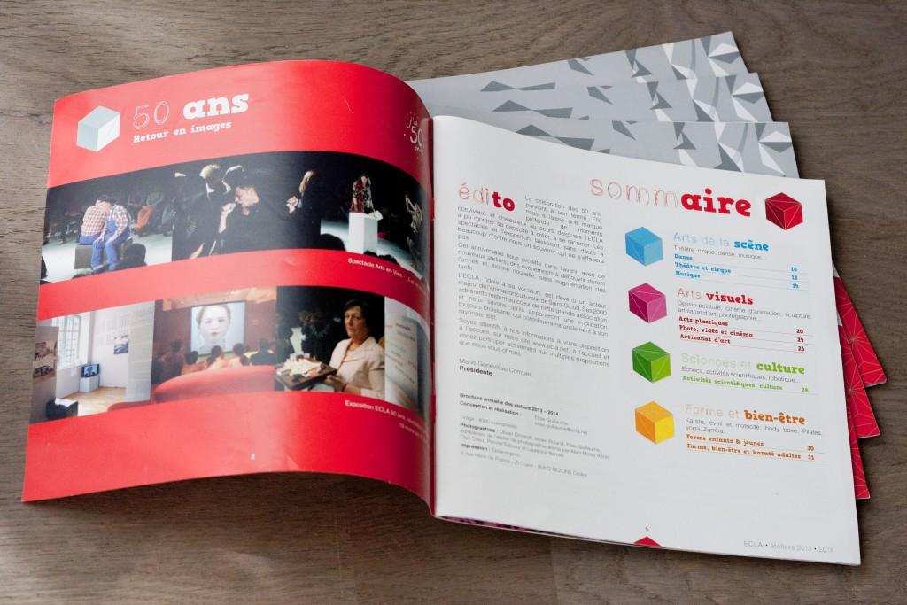 Brochure ECLA 2013 pages 2 et 3