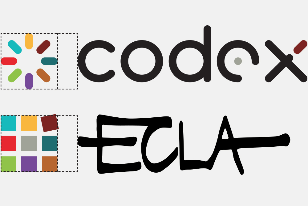 Comparatif logos ECLA et Codex