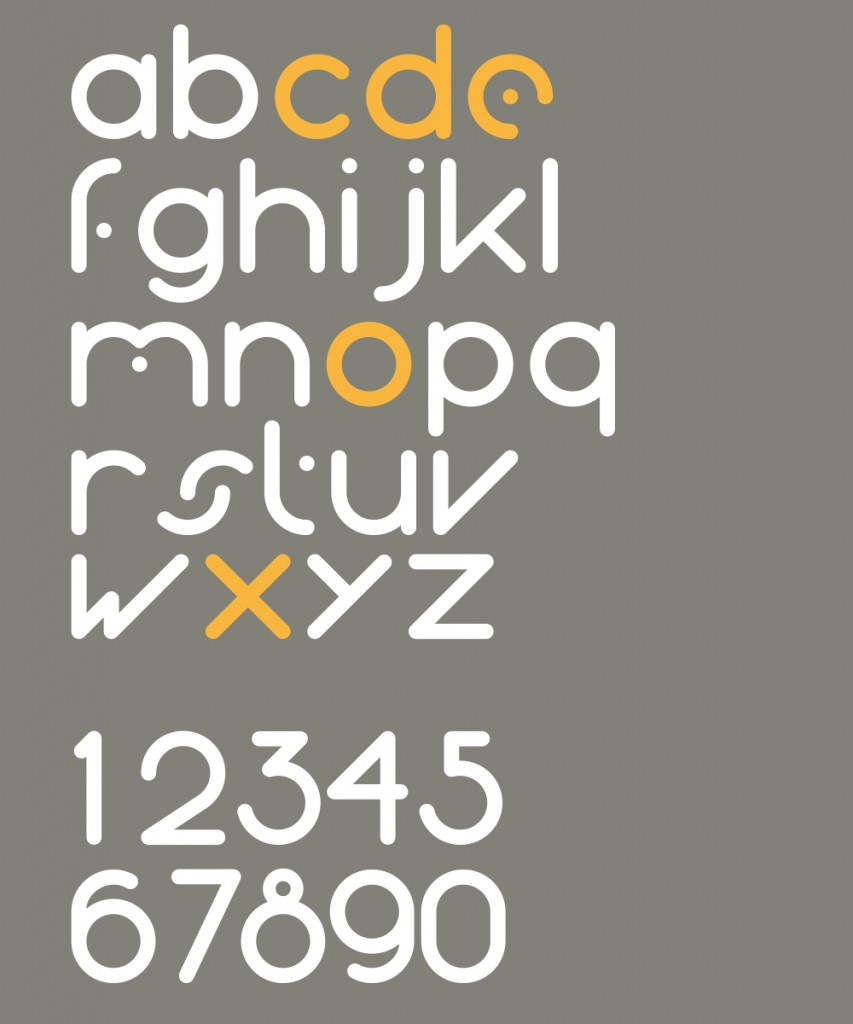 Alphabet en Codex